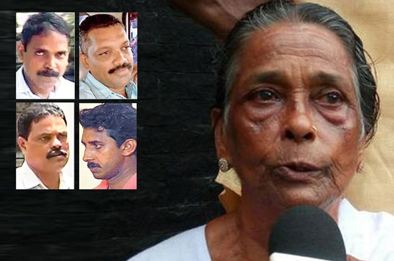 Two Kerala policemen sentenced to death in Udayakumar custodial death case.