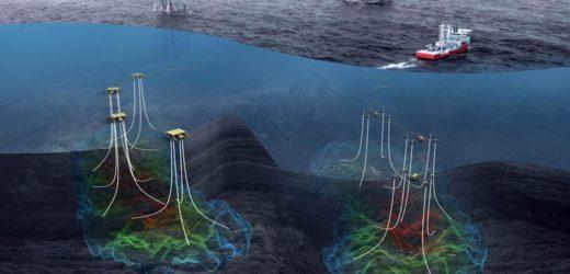 Cloud-based digital platform for offshore engineering works.