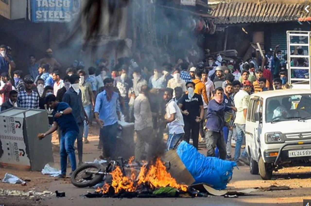 "Malyalies behind Mangaluru violence"", says Karnataka Home Minister."