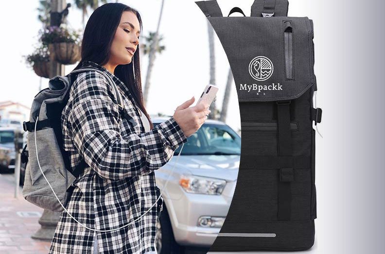 The Unbeatable Backpack: MyBpackk enjoys tremendous acceptance from global public.