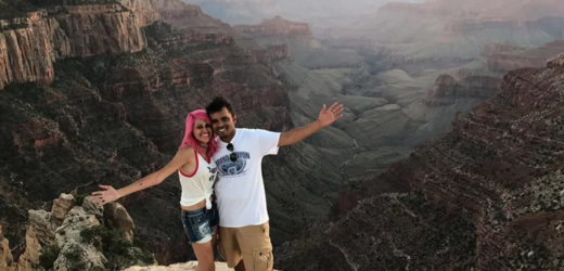 Indian couple falls 800 feet to their deaths in California's Yosemite National Park.