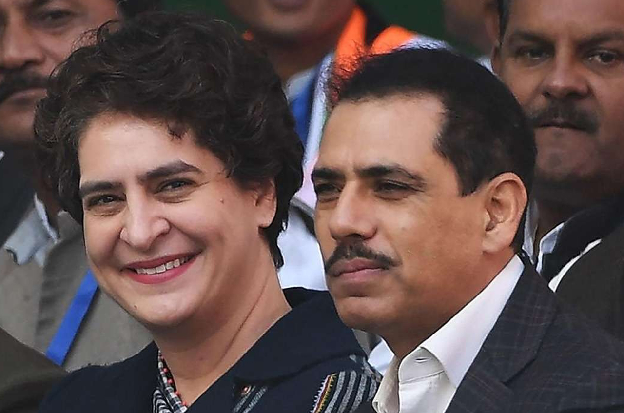 CBI registered 18 cases of fraud against company linked to Robert Vadra.