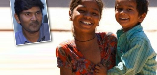 NRI man donates 14.5 million for educate the poor Indian children.