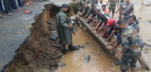 Kerala Government and Congress spread misinformation concerning bill for Kerala flood rescue operations.
