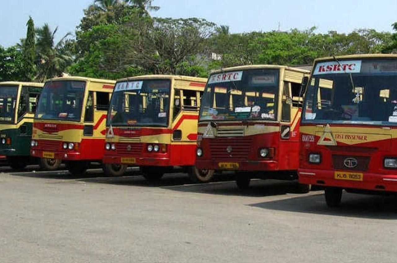 High court order put 4000 daily wage conductors in a tireless bus.