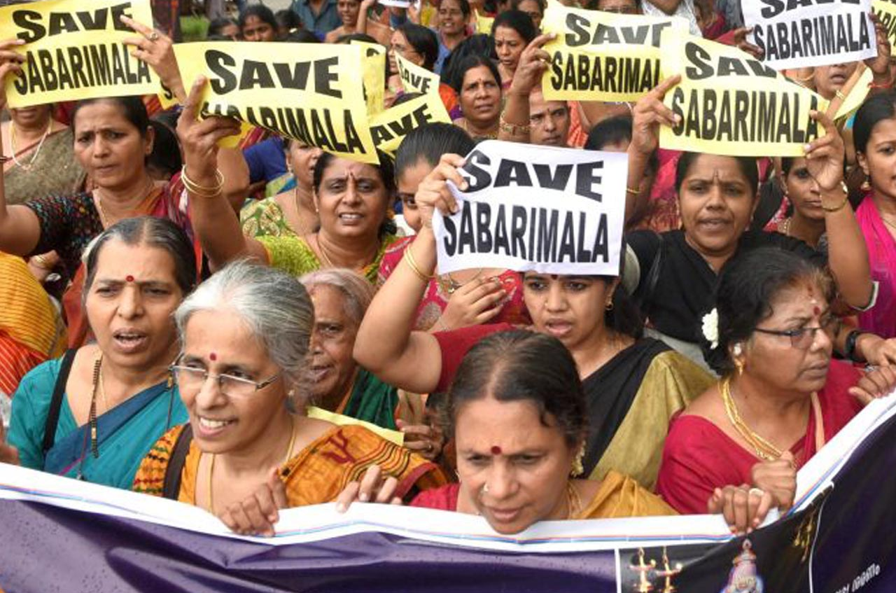NSS to skip Govt-sponsored meet on Sabarimala.