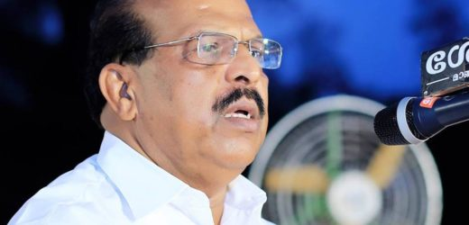 Donkeys in Sabarimala have more grace than head priest; G Sudhakaran again with controversy statement.