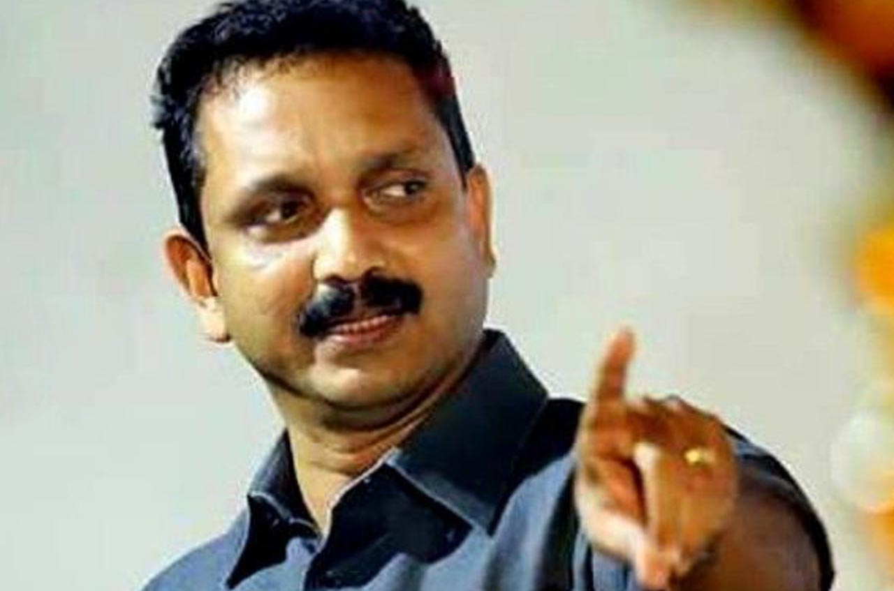 What is the objective behind women's wall: K. Surendran.