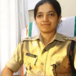Raid on CPM office and SP Chaithra Teresa John had punished.