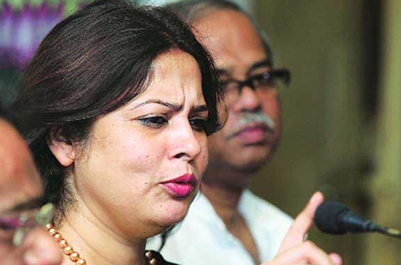 CPI(M) MP Karunakaran opposed an ordinance for Sabarimala but BJP M.P Meenakshi Lekhi had supported and fight for the Ayyappa devotees.