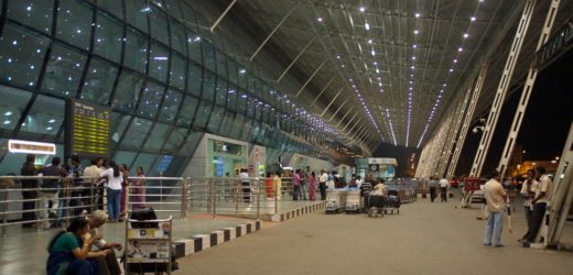 Trivandrum airport making every journey better!