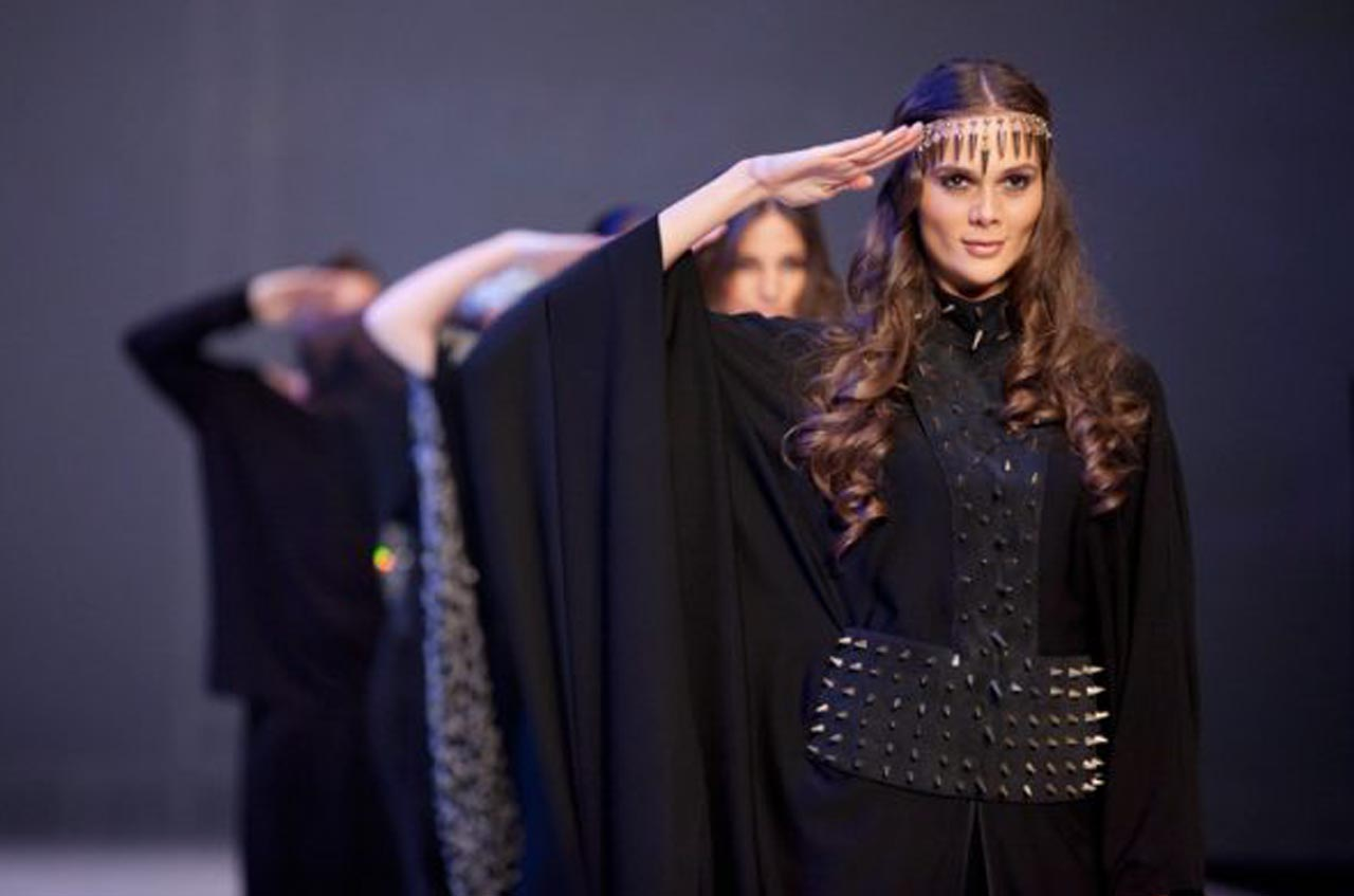 New design trends are evolving in Arab fashion!