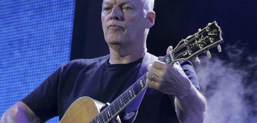 Pink Floyd's David Gilmour sold his personal Guitars for $21.5 million. Donated the amount to Fight Climate Change.