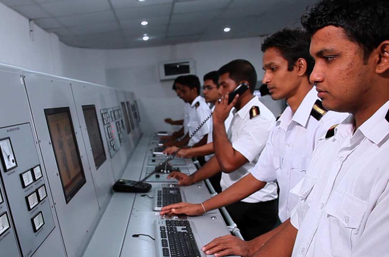 How to get admission for Marine Engineering?