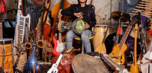 Meet Neil Nayyar: With 107 instruments and the world in his palm