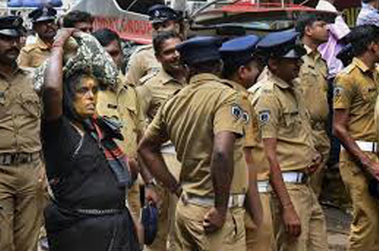 At the end Sabarimala is under High Court control: The biggest retaliation to the government and the police.