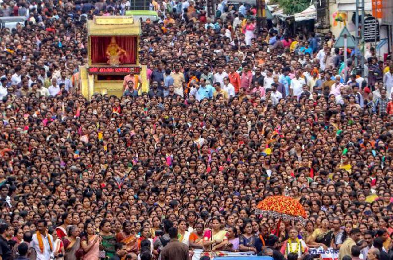 Sabarimala temple will be closed until November 17