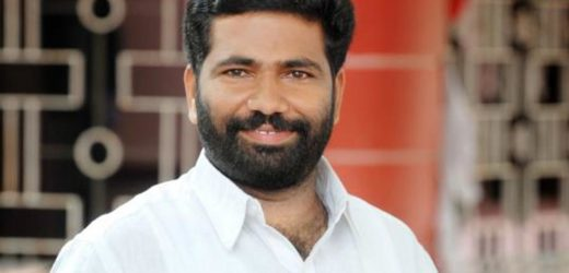 Non-bailable warrant against T V Rajesh MLA for damaging public property.