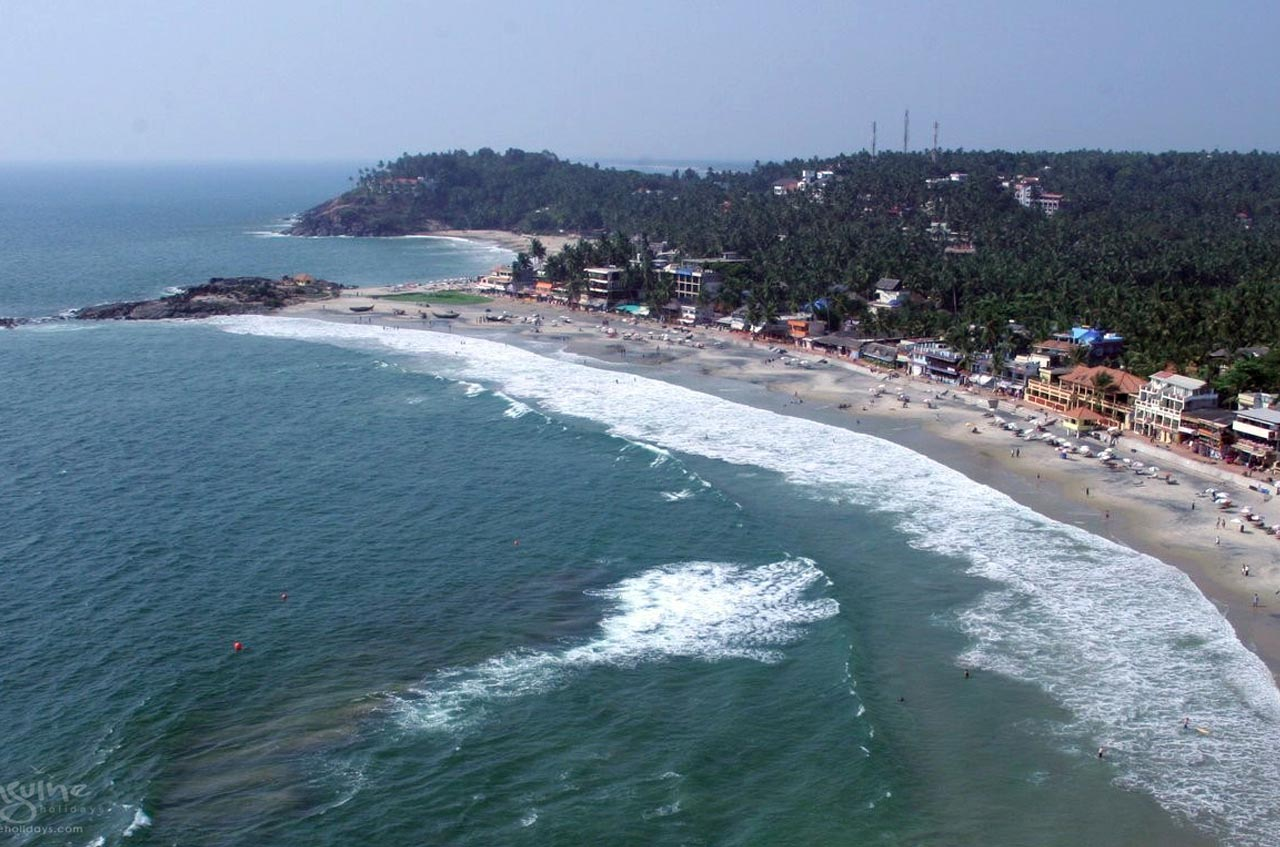 What to do in Kovalam Beach while you travel in Kerala.