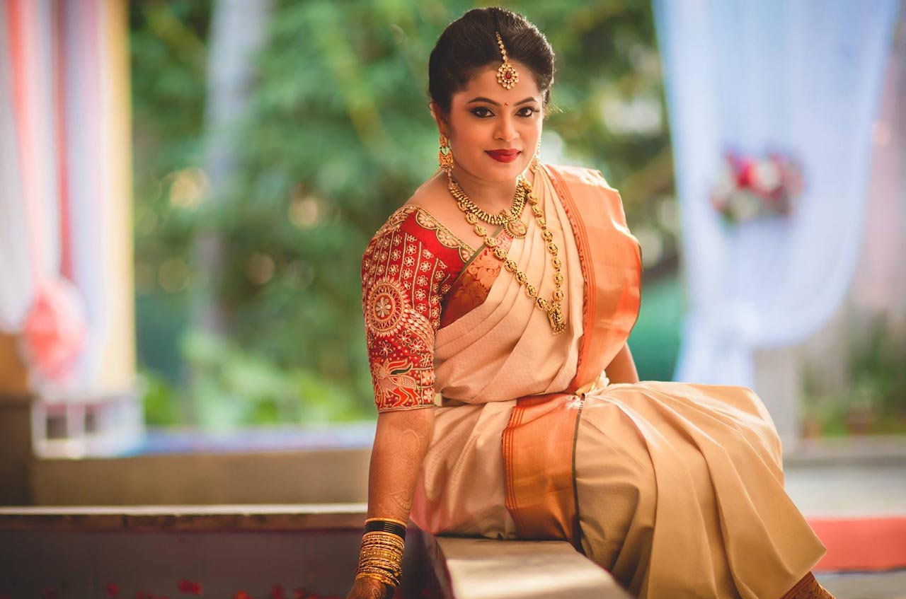 Did you know why wearing Kanchipuram Silk Saree is traditionally important for an Indian Bride?