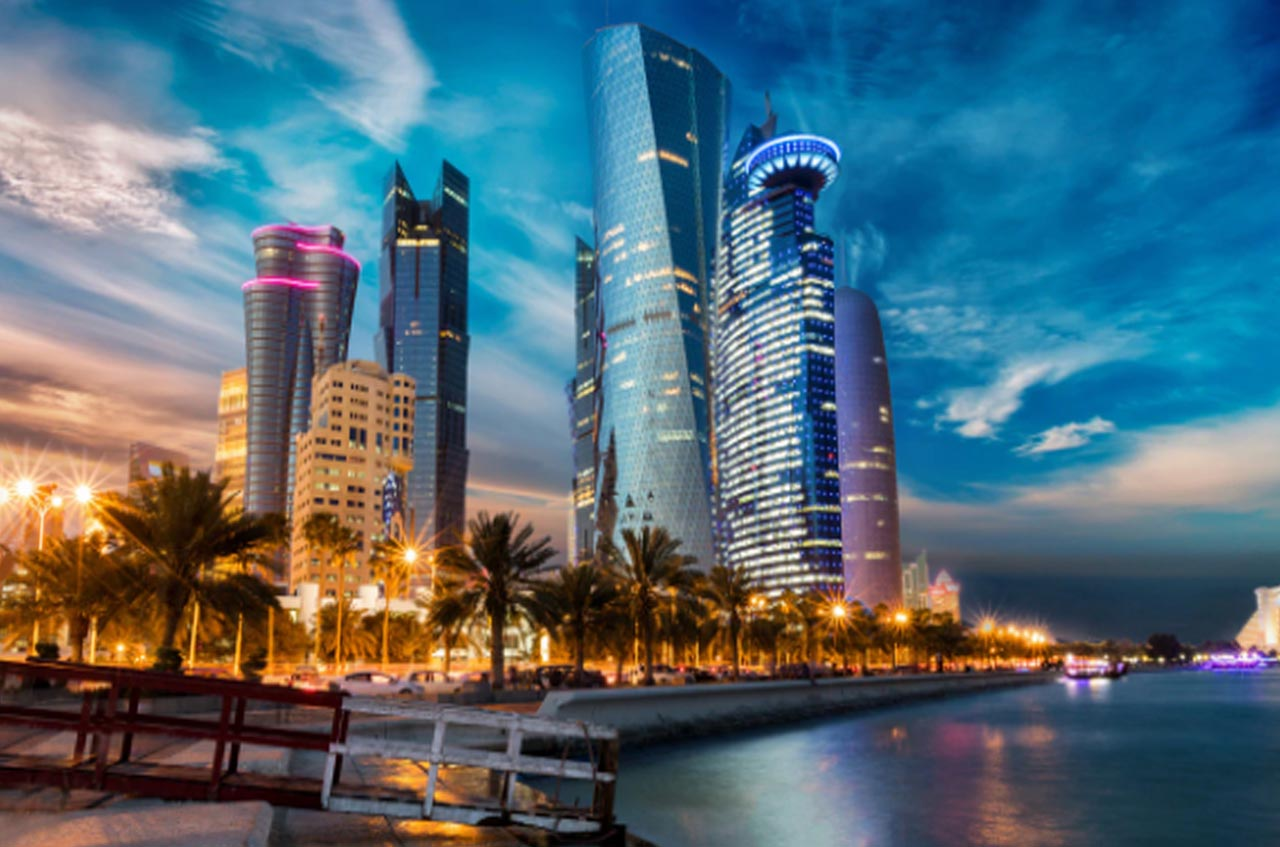 Qatar weathers embargo storm, minister says.