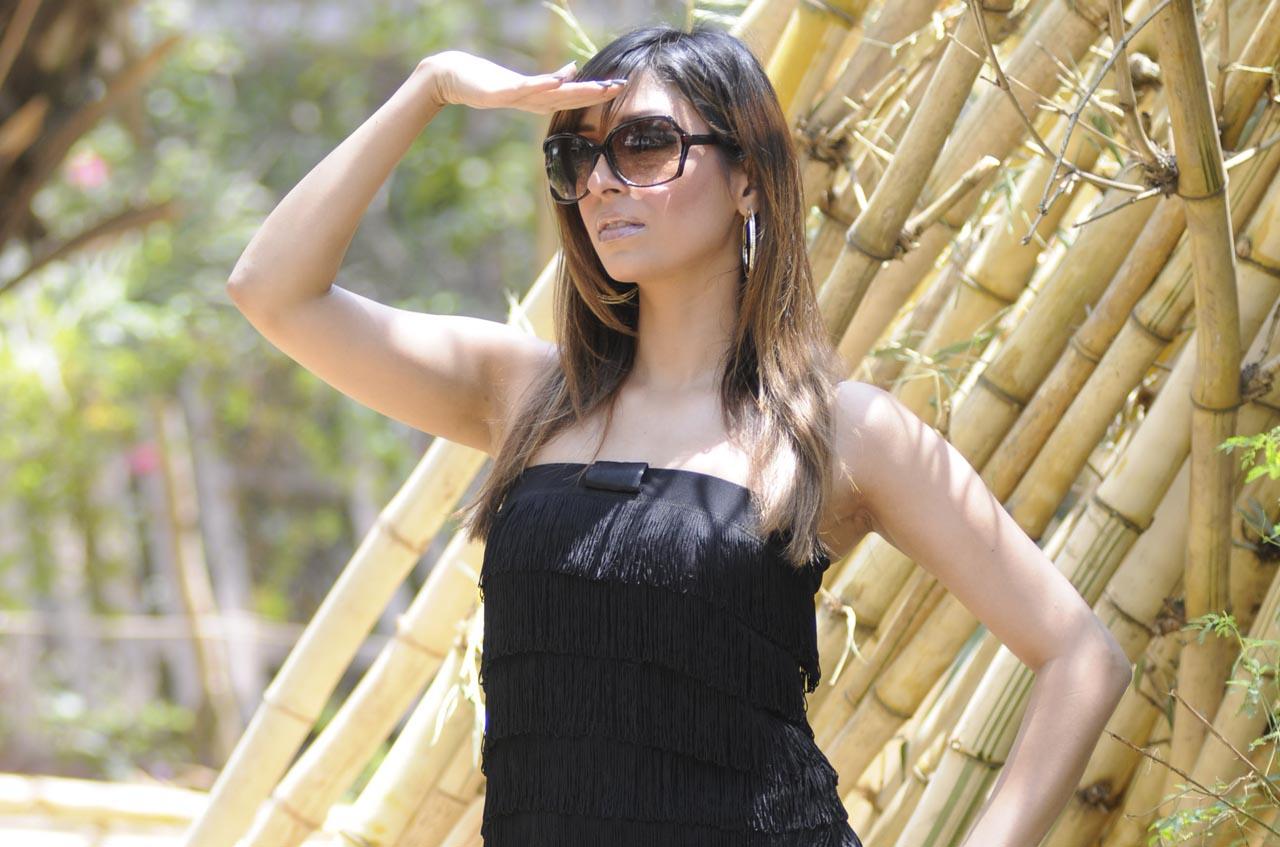 Pooja Misrra alleges that Salman Khan raped her.