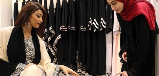 Abaya and Hijab business industry is going to be strong in the wholesale sector.