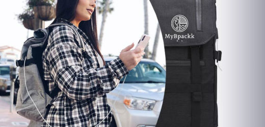 The Unbeatable Backpack: MyBpackk enjoys tremendous acceptance from global public.