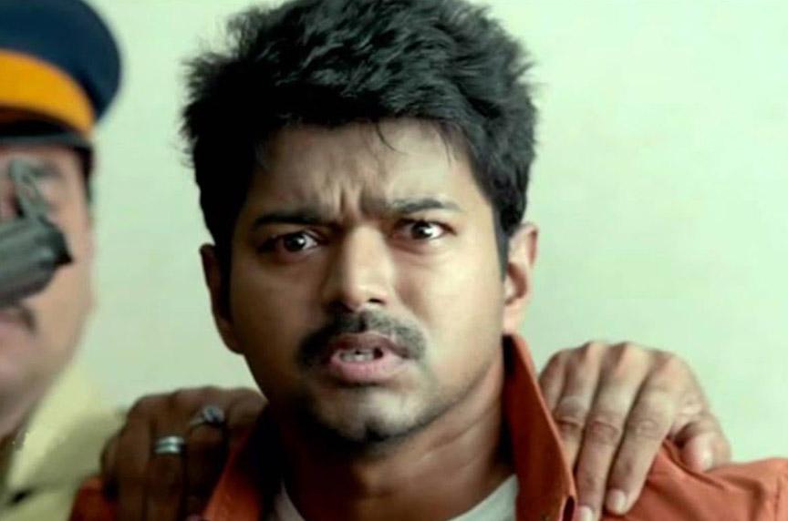South Indian Actor Vijay has taken in to custody.
