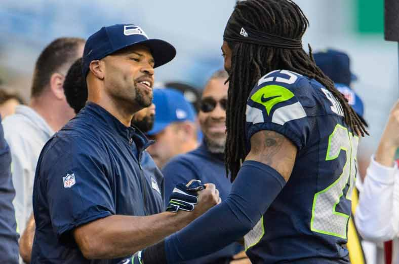 Kris Richard: The former NFL coordinator ready to change the dynamics of league hiring practice with self-belief.