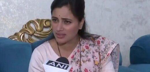 Navneet Rana raised Sachin Vaze case in Lok Sabha, and Shiv Sena MP threatened her.