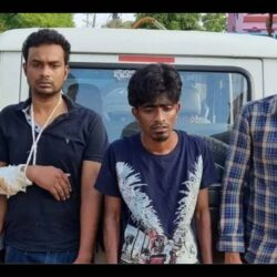 A young woman was tortured, and videos were shared on social media; Five Bangladeshis were arrested.