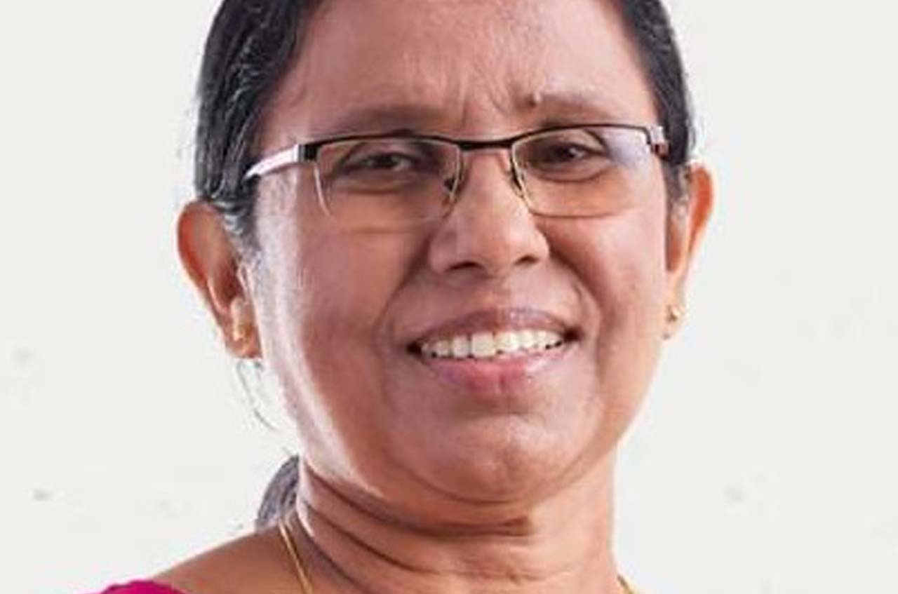 Excluding KK Shailaja, many party supporters raised their voice against it.