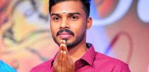 Cancer survivor Nandu Mahadeva departed.