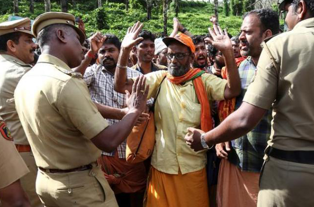 Kerala government doesn't have any right to interfere at Sabarimala customs says, High Court.