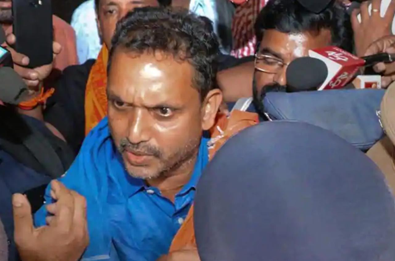Sabarimala latest update: K Surendran arrested without any reason.