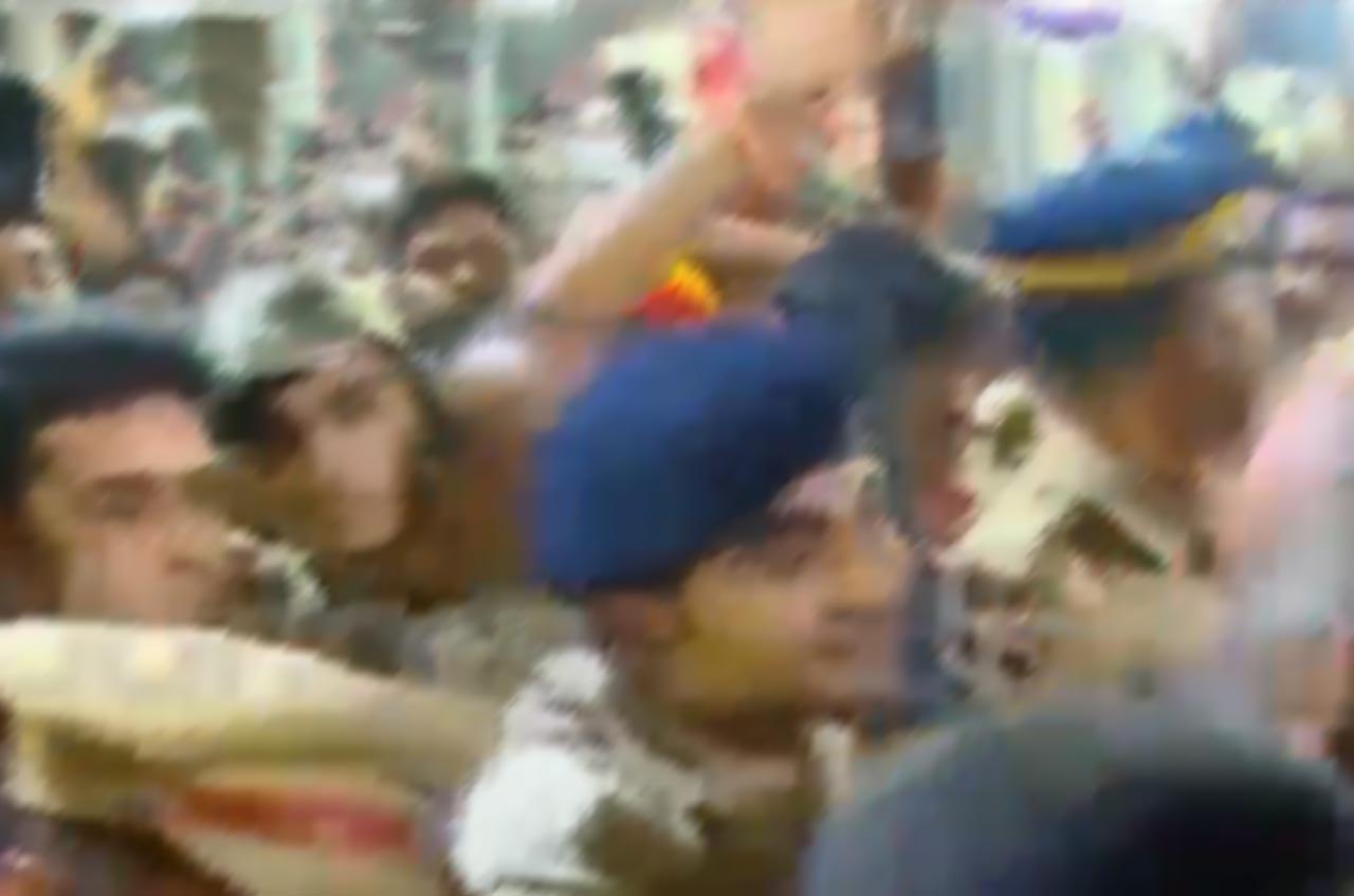 Police made Sabarimala a complete war field; mass arrest in Sannidhanam.