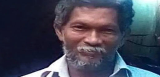 An Ayyappa devotee was missing from Nilakkal found dead.