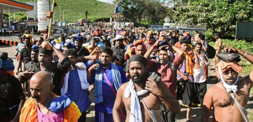 Supreme Court to hear petitions challenging Its Sabarimala verdict today.