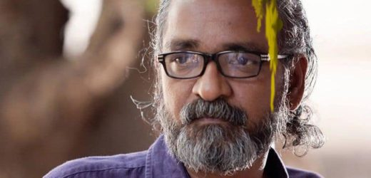 Director Priyanandan attacked with cow dung following the controversy FB post on Sabarimala Ayyappa.